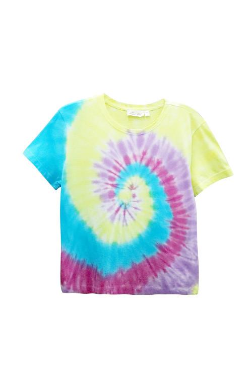 T-shirt tie dye - QUARTS