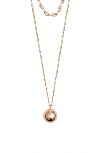 Collier 2 en 1 - EARTH OR ROSE