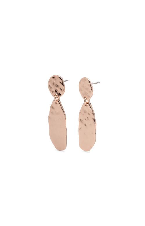 Boucles d'oreilles - RUMI OR ROSE
