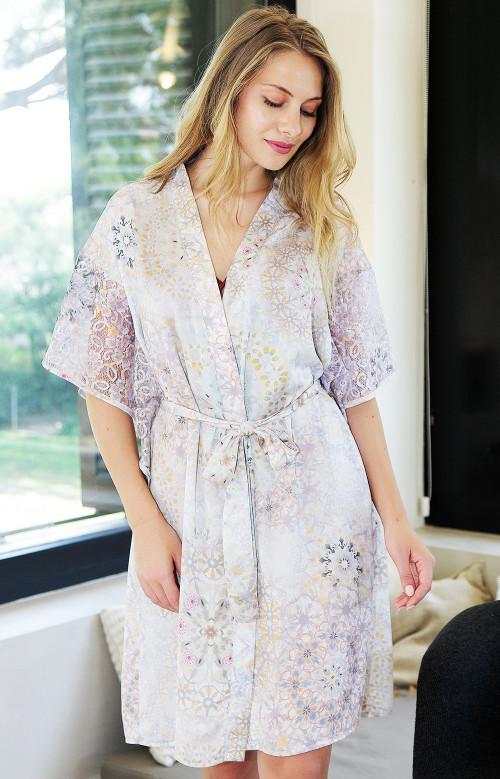 Robe de chambre - SPRING LACE