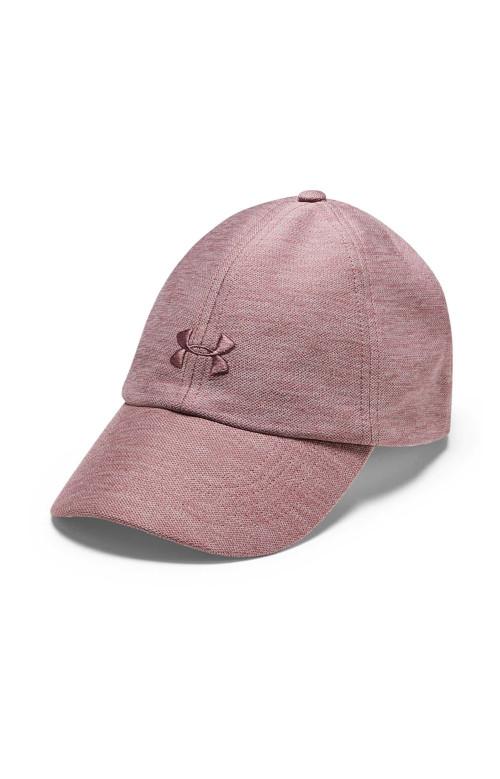 Casquette de sport rose