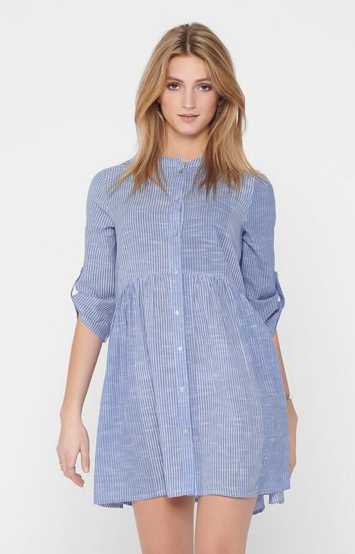 Robe chemise - LOOSE FRILLS