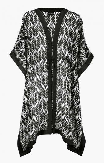 Robe de plage - BLACK BEAT