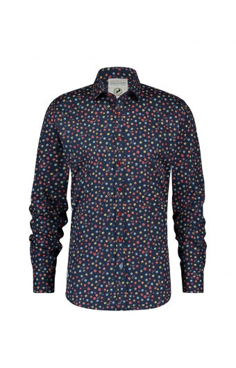 Chemise - MEXICAN SKULLS