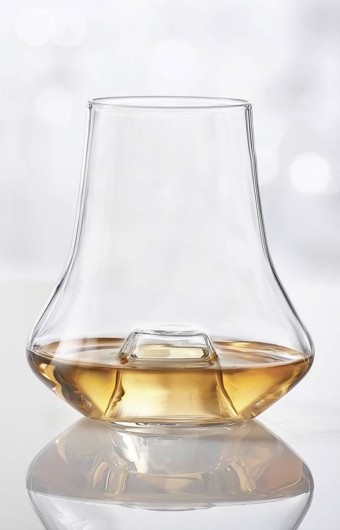 Ensemble de 2 verres à whisky -