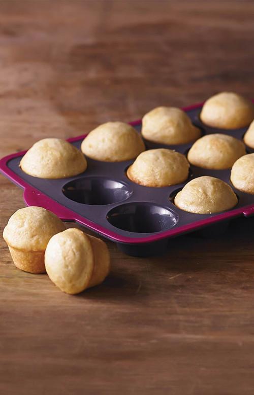 Moule à muffin - SILICONE PRO