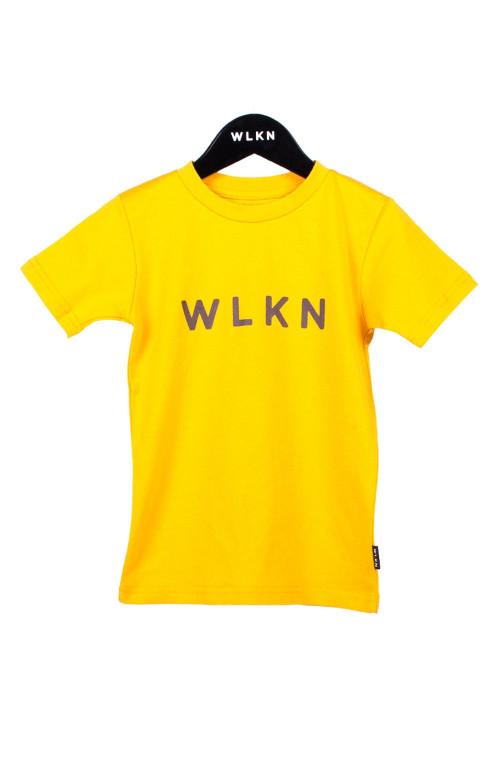 T-shirt - LOGO YELLOW