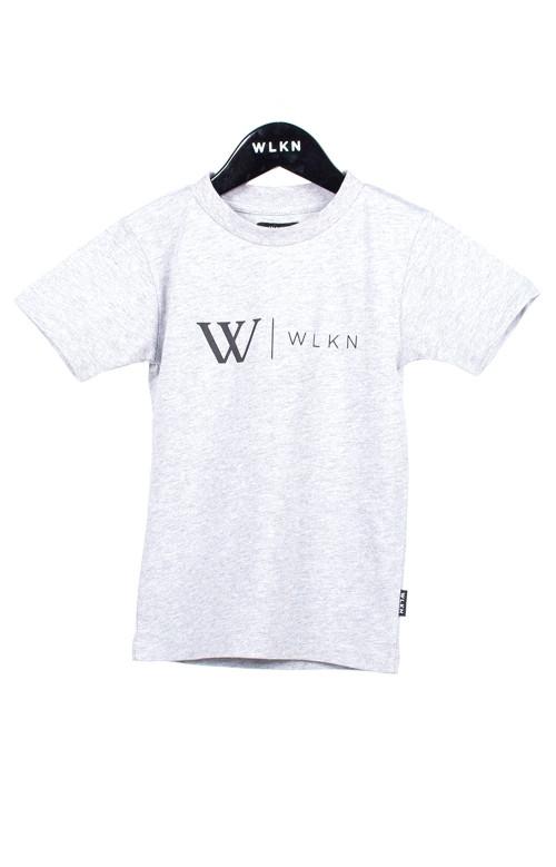 T-shirt - BUILDING LOGO WHITE (2-16)