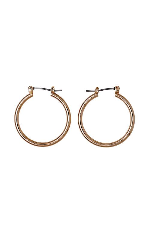 Boucles d'oreilles - ROSE GOLD HOOPS 28mm