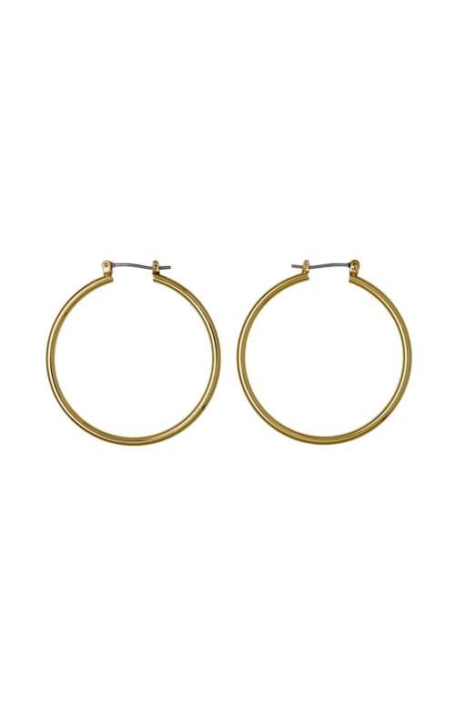 Boucles d'oreilles - GOLD HOOPS 40mm
