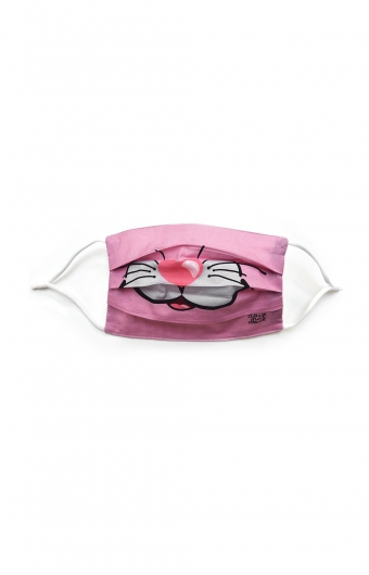 Masque - CHATON ROSE