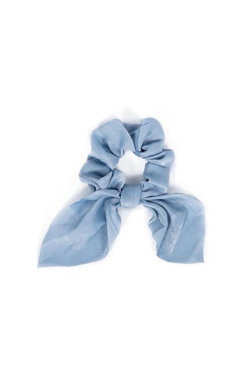 Élastique bleu pâle pour filles - CHOU