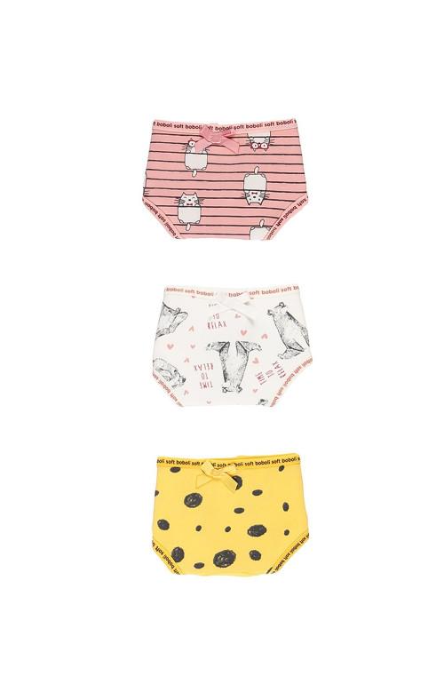 Sous-vêtements pour filles - TIME TO RELAX (2-6 ans)