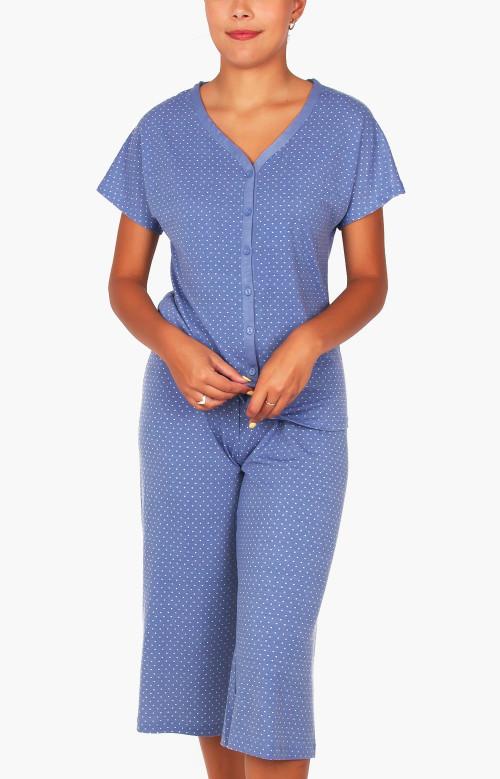 Pyjama capri - LEXY
