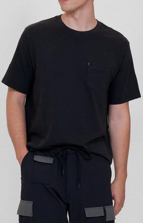 T-shirt - SUNSET POCKET TEE