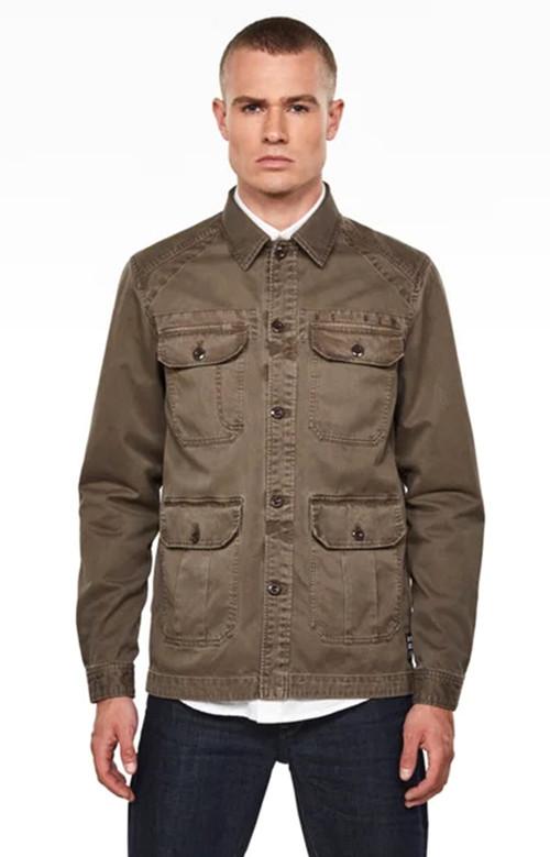 Jacket - UTILITY 4 POCKET