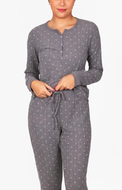 Pyjama long - ACANTHE