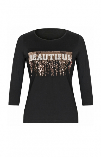T-Shirt - BEAUTIFUL