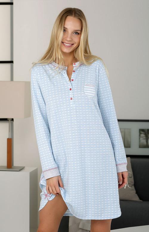 Robe de nuit courte - JUNIPER