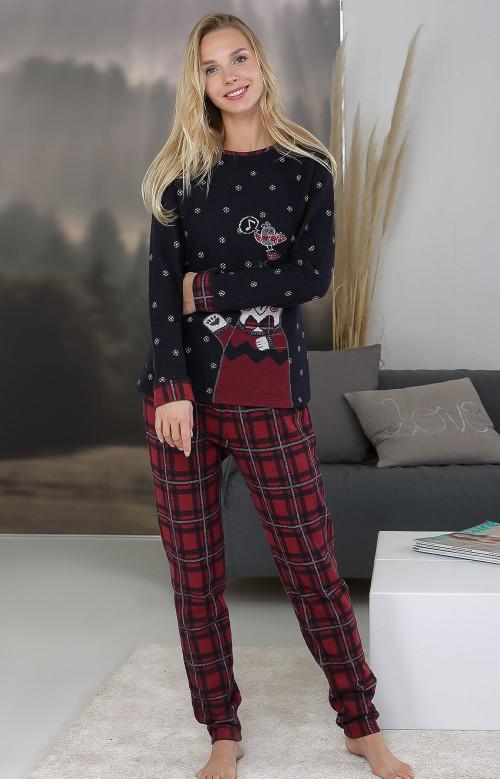 Pyjama à pantalon long - ARIELLA
