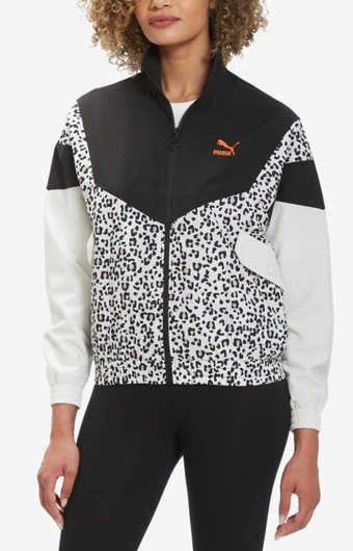 Jacket - PRINT TRACK
