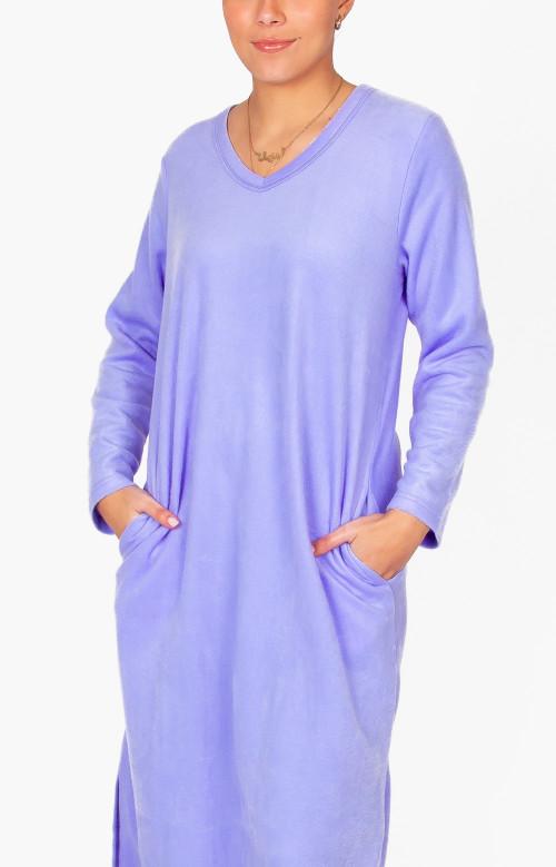 Robe de nuit longue - HANNAH