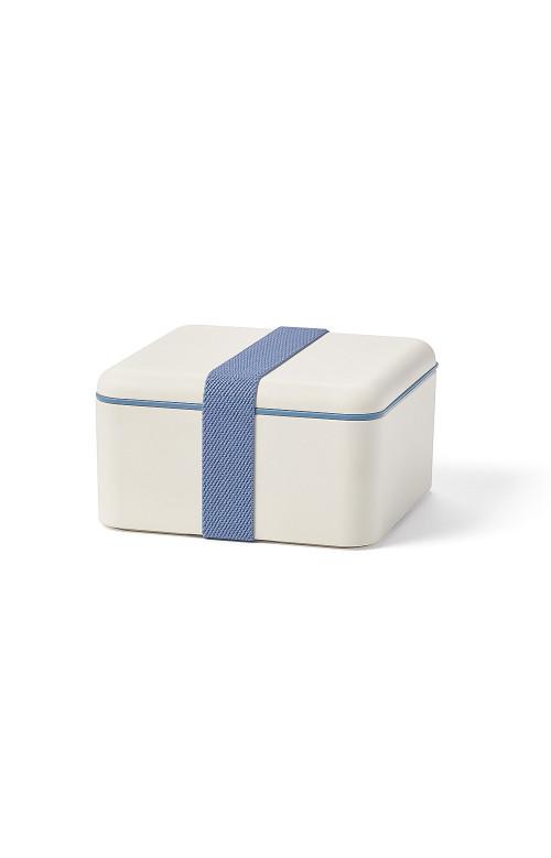 Boîte à lunch biodégradable carrée