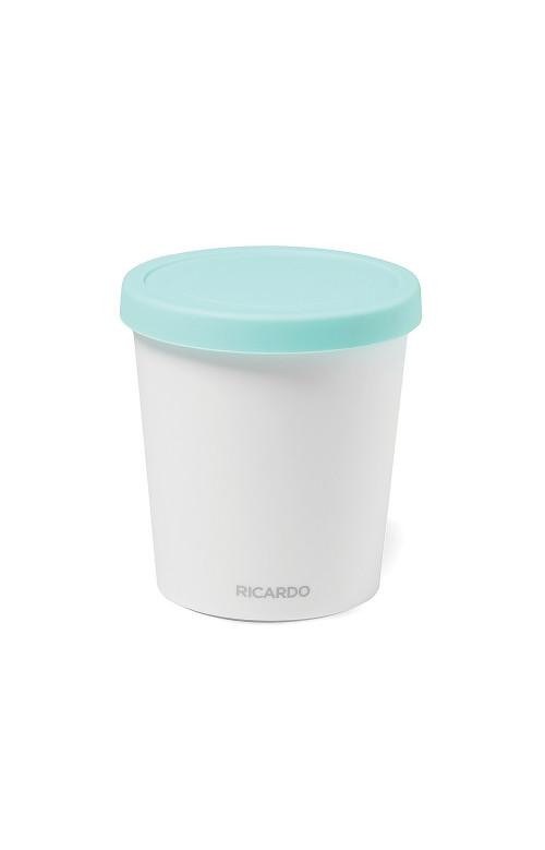Contenant hermétique à crème glacée (1 L)