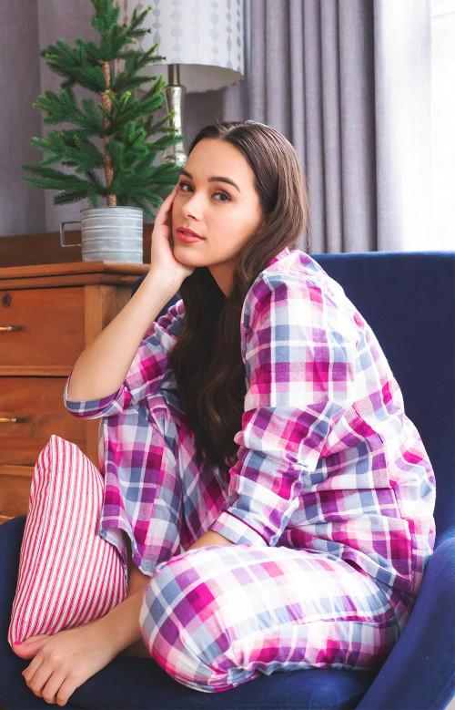 Pyjama à pantalon long - DONNA