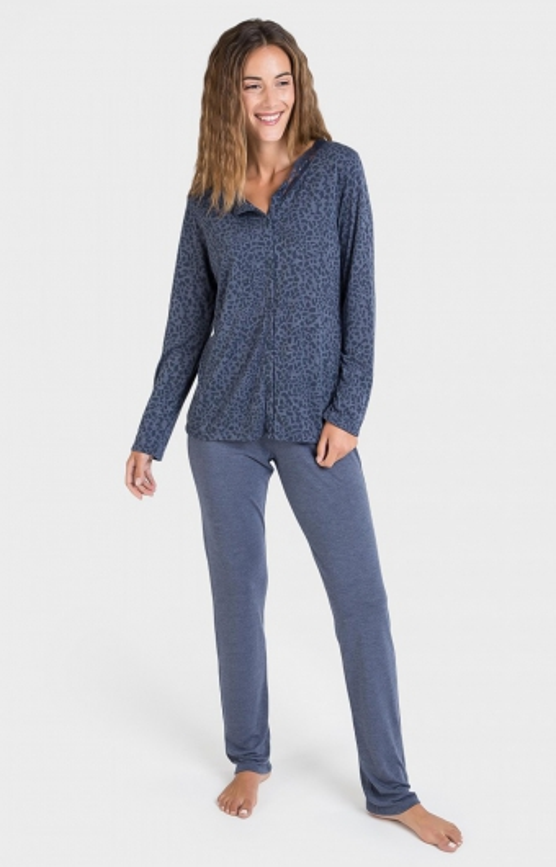 Pyjama long - LEO