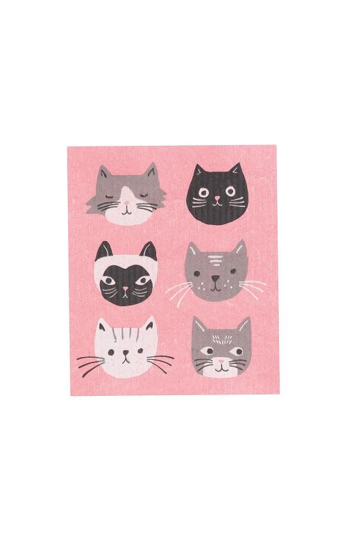 Linge suédois - CAT MEOW