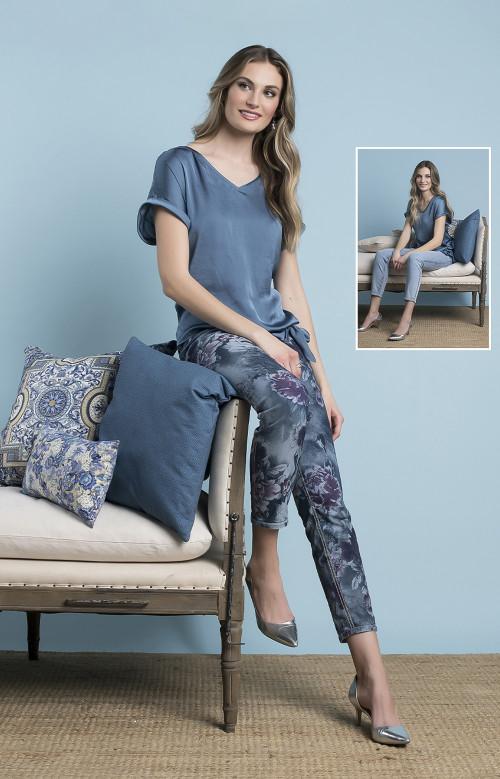 Jeans réversible - LILOU