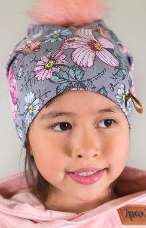 Tuque - FLOWER CUTIE