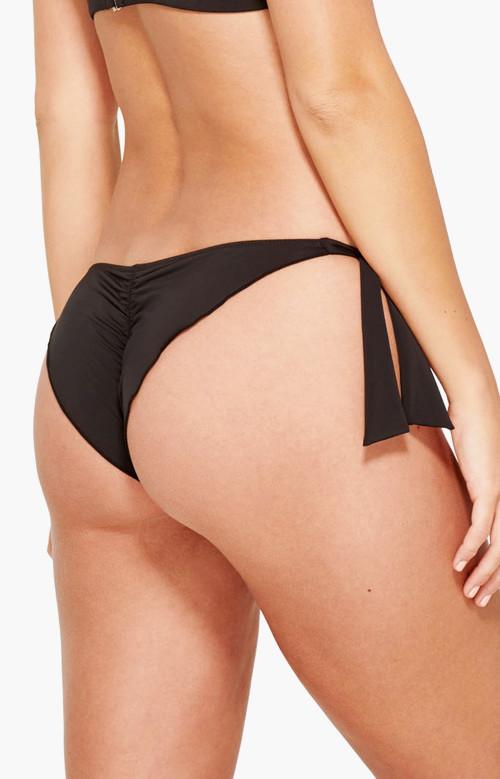 Culotte de maillot de bain brésilien - RUCHED