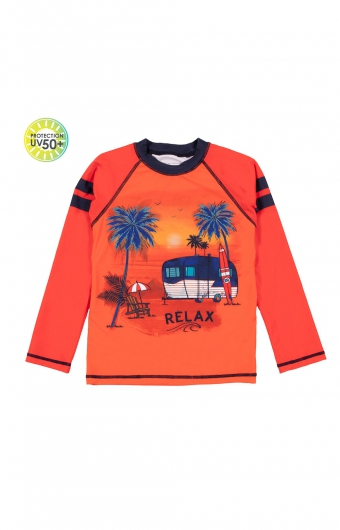 T-shirt maillot - RELAX (12-24M)