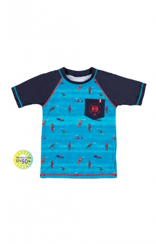 T-shirt maillot - KAYAKS (12-24M)