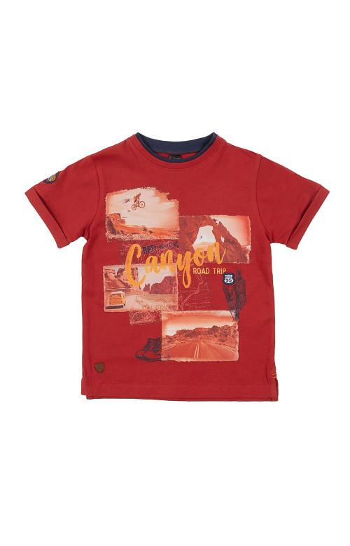 T-shirt - CANYON (2-6)