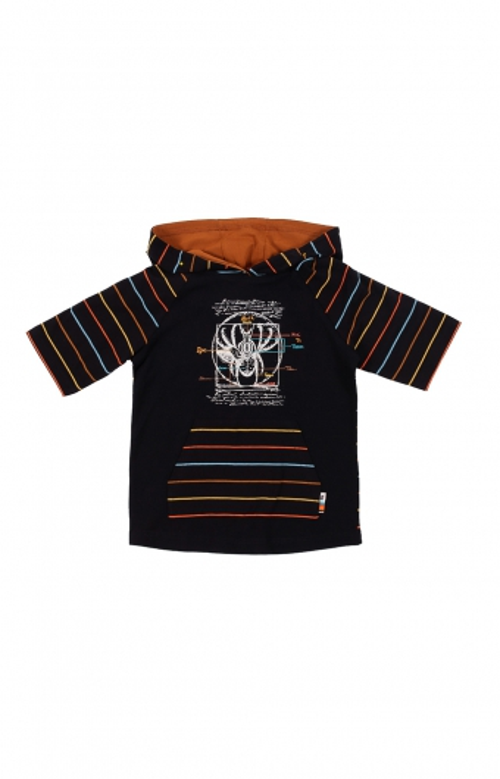 T-shirt à capuchon - BEETLE (2-6)