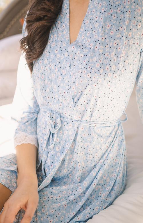 Robe de chambre courte - OHANA
