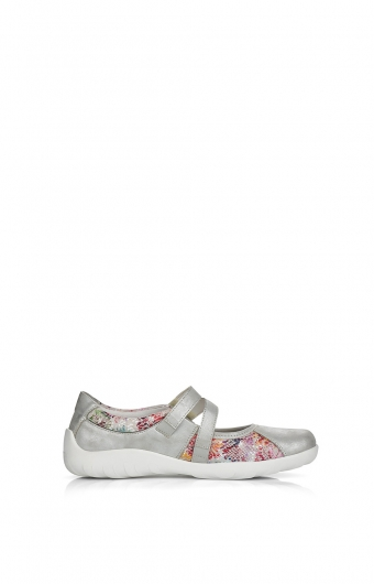 Chaussures sport - MARY JANE SILVER