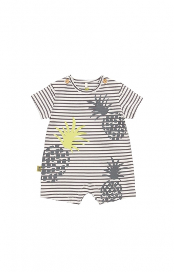 Barboteuse - PINEAPPLE (3-12M)