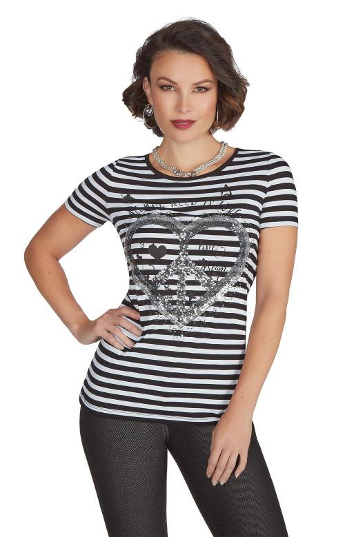 T-shirt - HEART & PEACE