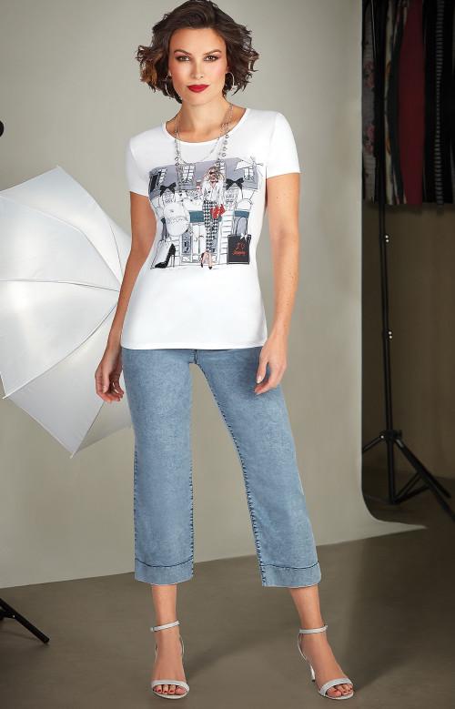 T-shirt - LOVE SHOPPING