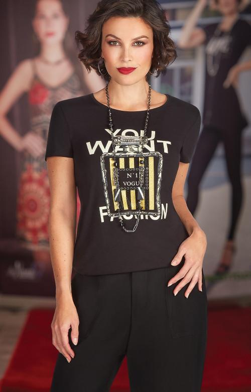 T-shirt - PERFUME