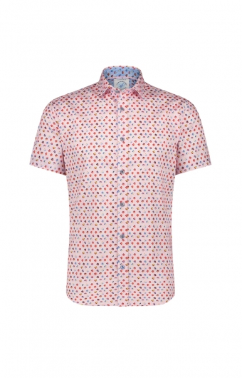 Chemise - PINK FLOWER POWER