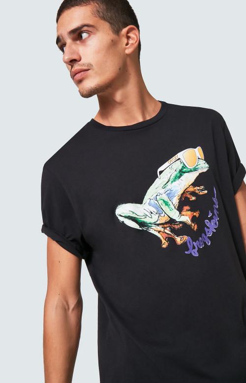 T-shirt - JUPITER FROG