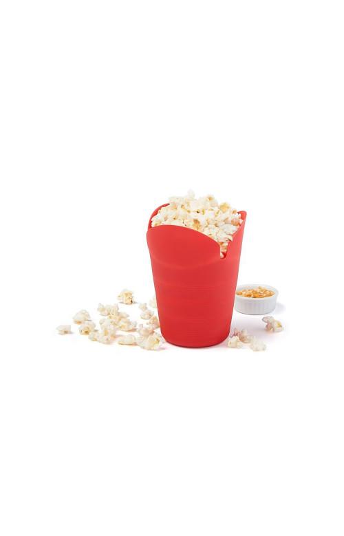 Bol à maïs soufflé pour micro-ondes - GOURMET
