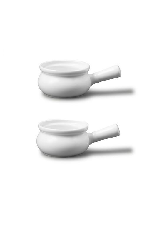 Ensemble de bols (2) pour la soupe à l'oignon