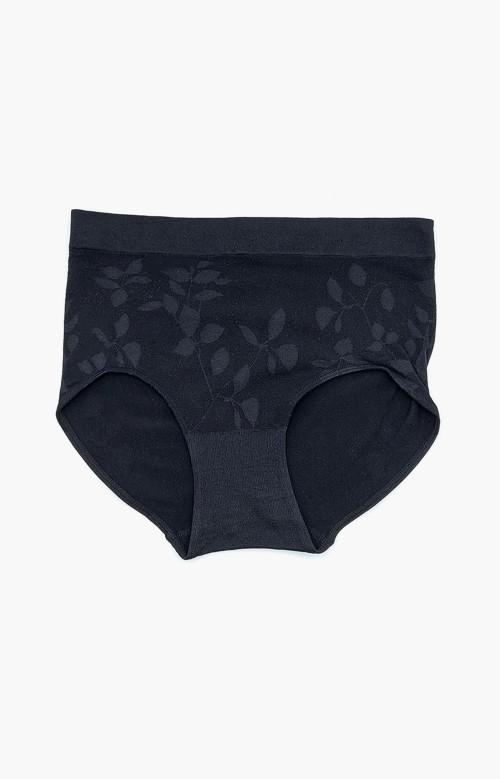 Culotte intégral sans couture à imprimé - 3/25$