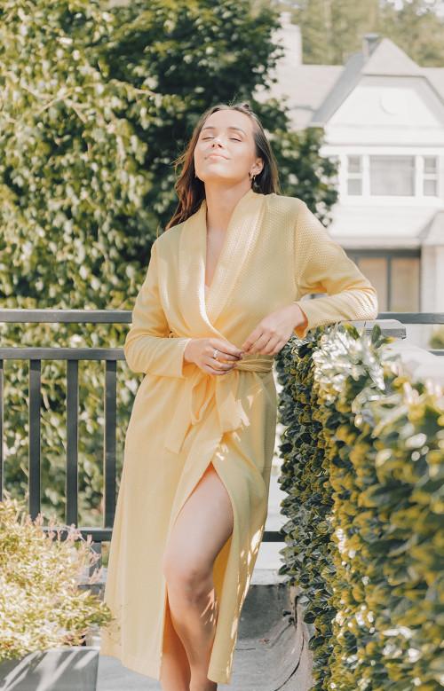 Robe de chambre - YELLOW CLAW
